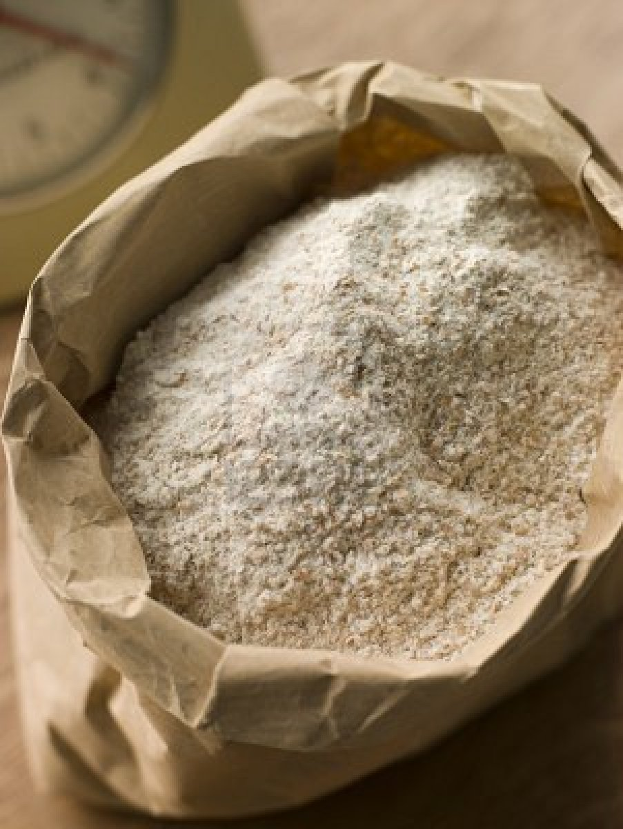 Sunflower flour
